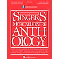 Hal Leonard Singer's Musical Theatre Anthology for Baritone / Bass Volume 4 Book/2CD's  Thumbnail