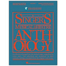 Hal Leonard Singer's Musical Theatre Anthology for Mezzo-Soprano / Belter Volume 1 Book/Online Audio