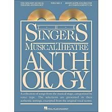 Hal Leonard Singer's Musical Theatre Anthology for Mezzo-Soprano / Belter Volume 3 2CD's Accompaniment