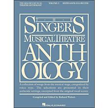 Hal Leonard Singer's Musical Theatre Anthology for Mezzo-Soprano / Belter Volume 3