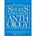 Hal Leonard Singer's Musical Theatre Anthology for Mezzo-Soprano / Belter Volume 4 Book/2CD's  Thumbnail