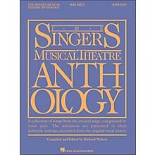 Hal Leonard Singer's Musical Theatre Anthology for Soprano Volume 5