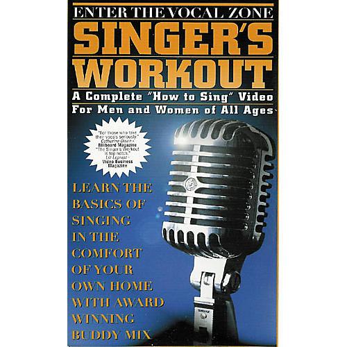 MVP Singer's Workout (DVD)