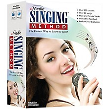 Emedia Singing Method DVD-ROM