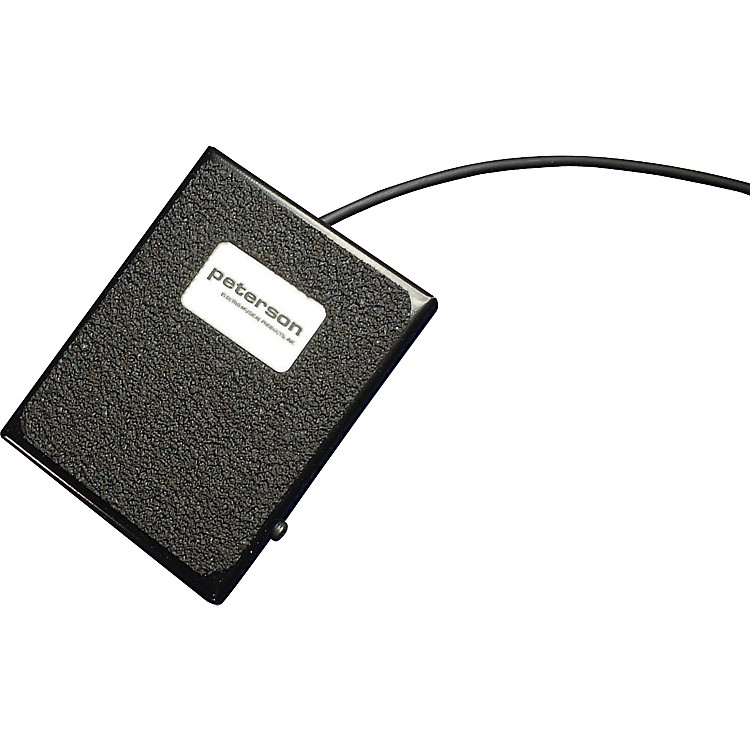 Peterson Single Footswitch for AutoStrobe