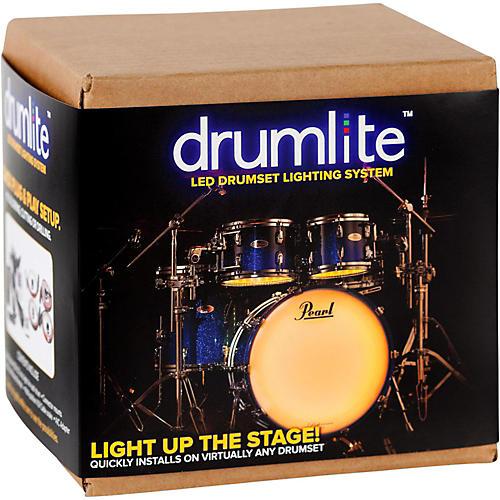 DrumLite Single LED Banded Lighting Kit for 10/12/14/16/22 Drums-thumbnail