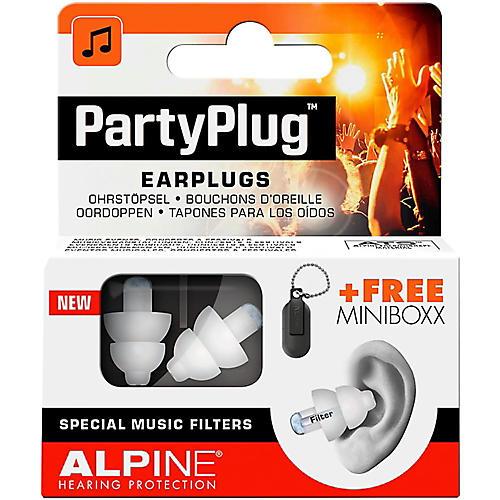 Alpine Hearing Protection Single Molded Earplugs-thumbnail