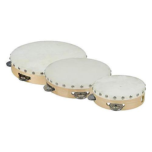 Cannon Percussion Single-Row Tambourine