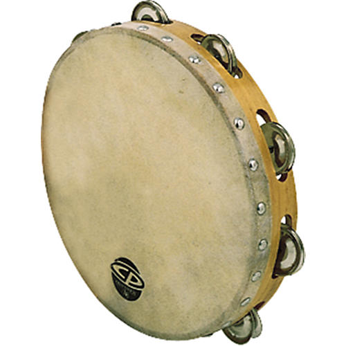 CP Single Row Tambourine  8 in.