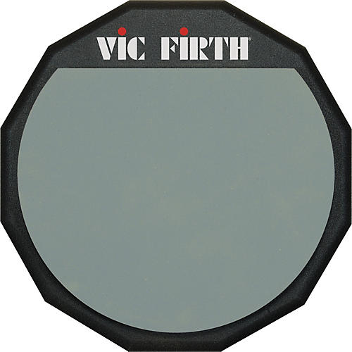Vic Firth Single Sided Practice Pad 12 in. 12 in.