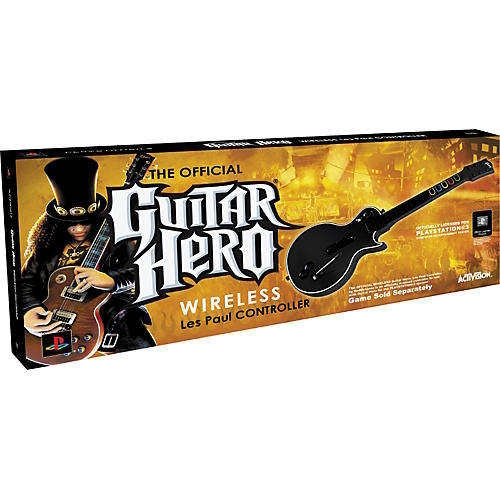 Guitar Hero Single Wireless Guitar Controller