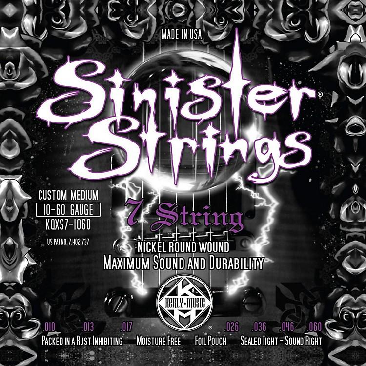 Kerly MusicSinister Strings NPS 7 String Custom Medium Electric Guitar Strings