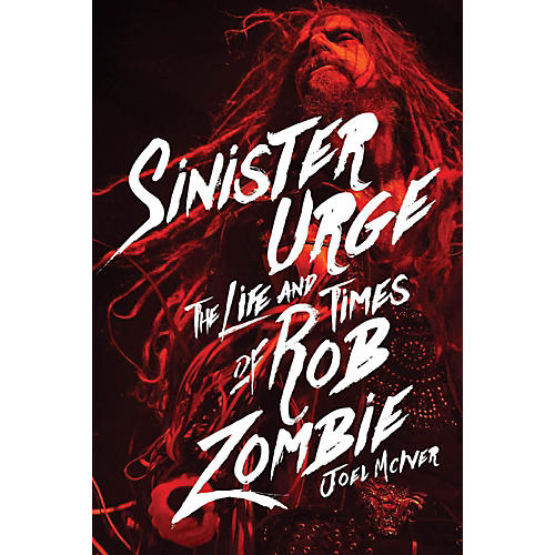 Backbeat Books Sinister Urge: The Life and Times of Rob Zombie-thumbnail
