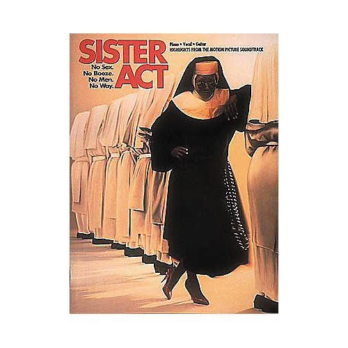 Hal Leonard Sister Act Piano, Vocal, Guitar Songbook