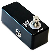 Open Box Outlaw Effects Six Shooter II Tuner Pedal