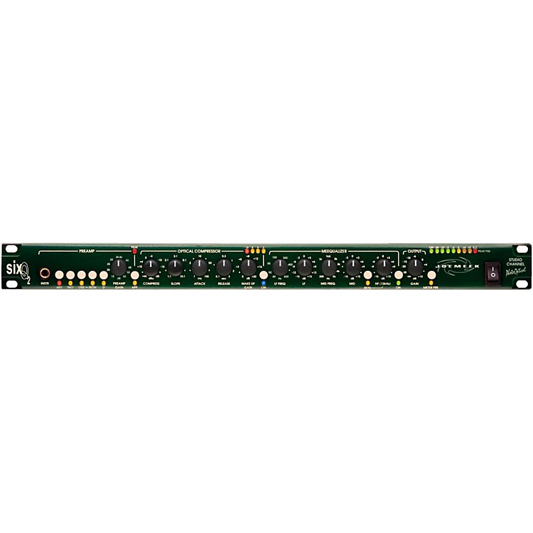 Joemeek SixQ2 1U Single Channel Strip