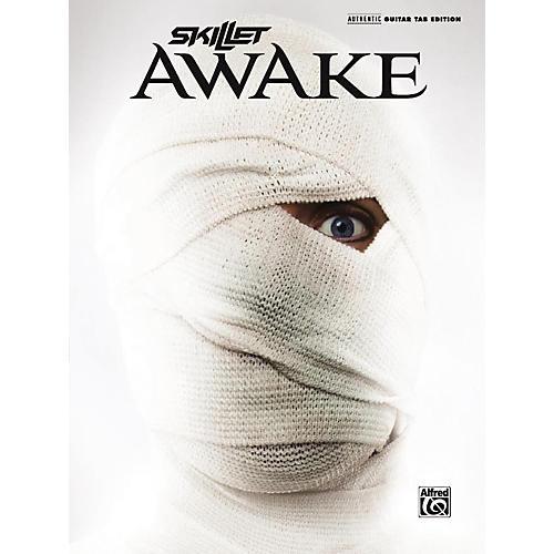 Hal Leonard Skillet - Awake Guitar Tab Book