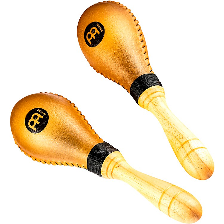 Meinl Skin Maracas Natural Traditional