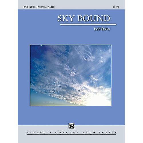 Alfred Sky Bound Concert Band Grade 4 Set