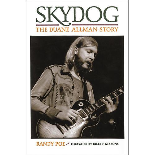 Hal Leonard SkyDog: The Duane Allman Story (Book)