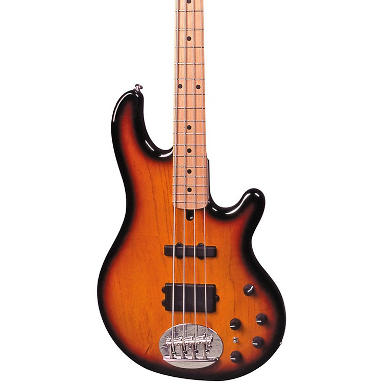 LaklandSkyline 44-02 4-String Bass3-Tone SunburstMaple Fretboard