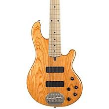 Lakland Skyline 55-01 5-String Bass Guitar Level 1 Natural Maple Fretboard