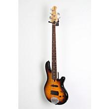 Lakland Skyline Deluxe 55-02 5-String Bass Level 2 3-Color Sunburst 888366045541