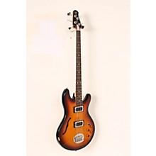 Lakland Skyline Hollowbody Bass Level 3 3-Color Sunburst 888366060551