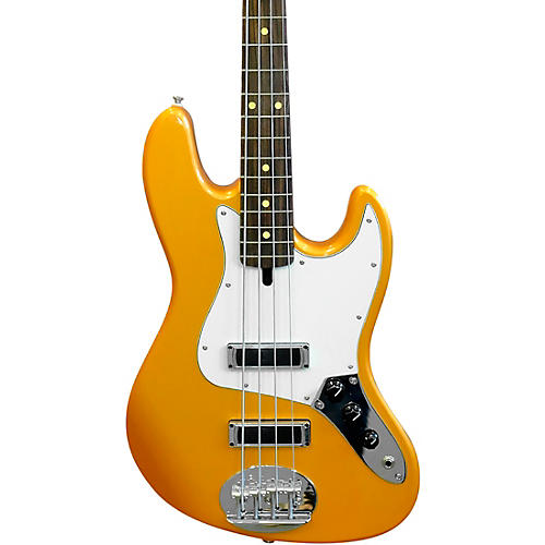 Lakland Skyline J-Sonic Rosewood Fingerboard 4-String Electric Bass Guitar-thumbnail
