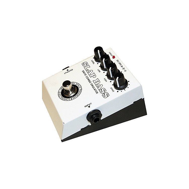 amt electronics slap bass compressor effect pedal musician 39 s friend. Black Bedroom Furniture Sets. Home Design Ideas