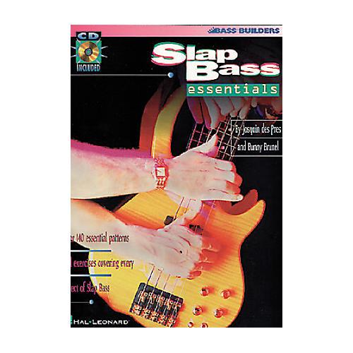 Hal Leonard Slap Bass Essentials (Book/CD)