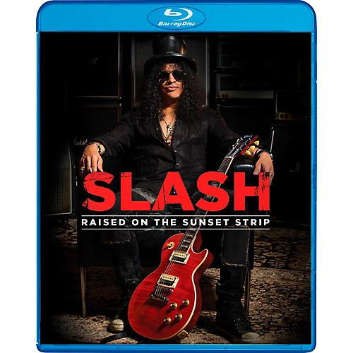 Universal Music Group Slash - Raised On The Sunset Strip Blu-Ray-thumbnail