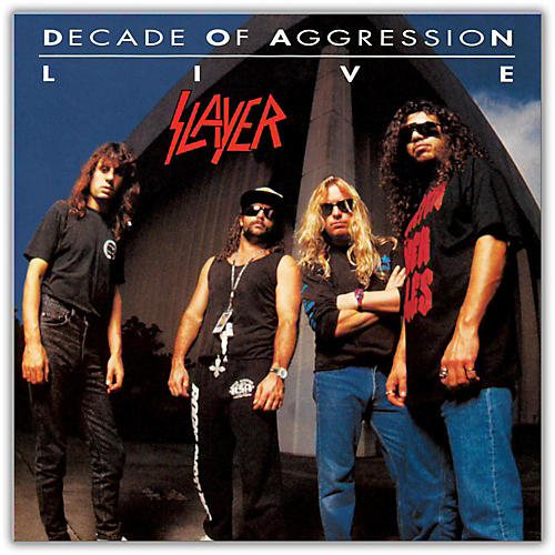 Universal Music Group Slayer - Live:  Decade Of Aggression [2LP]-thumbnail