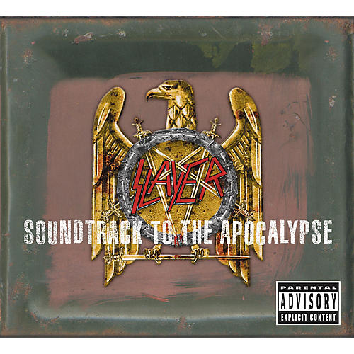 Music CD Slayer - Soundtrack To The Apocalypse Box Set (CD)