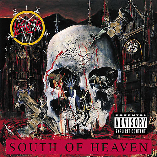 Universal Music Group Slayer - South Of Heaven-thumbnail