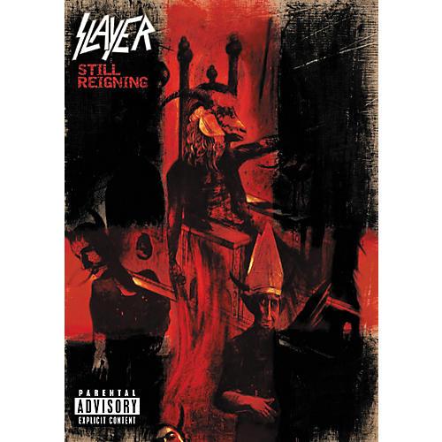 Music CD Slayer - Still Reigning Live (DVD)