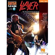Hal Leonard Slayer Guitar Play-Along Volume 156 Book/CD