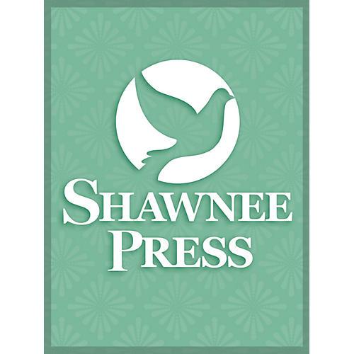 Shawnee Press Sleep, Little Jesus SATB Composed by R. Preston-thumbnail