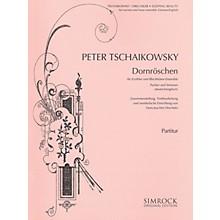 Simrock Sleeping Beauty (Dornröschen) Boosey & Hawkes by Tchaikovsky Arranged by Hans-Joachim Drechsler