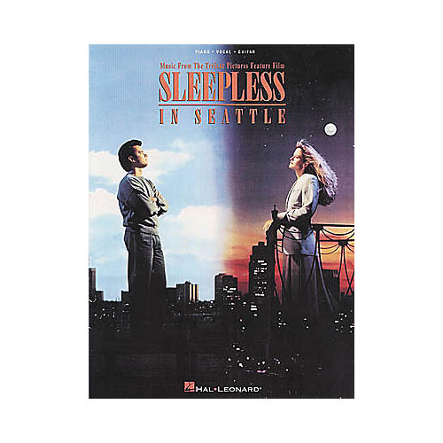 Hal Leonard Sleepless in Seattle Piano, Vocal, Guitar Songbook-thumbnail