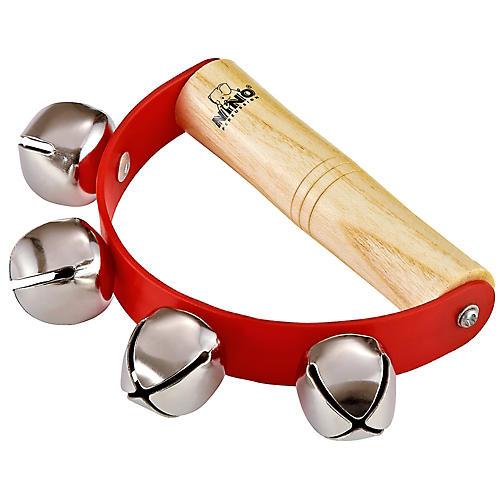 Nino Sleigh Bells with Wooden Ergo Grip & 4 Bells-thumbnail
