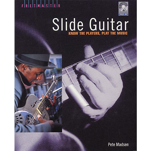 Backbeat Books Slide Guitar (Book/CD)