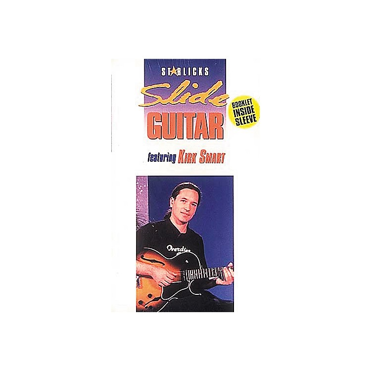 Hal Leonard Slide Guitar Video
