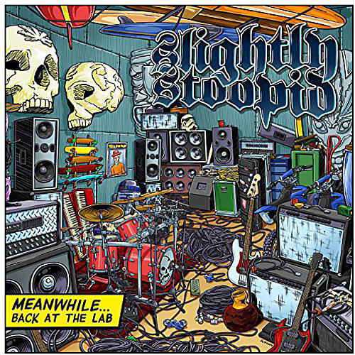 Alliance Slightly Stoopid - Meanwhile...Back In The Lab
