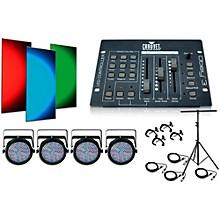 CHAUVET DJ Slim Par 64 4 Light System