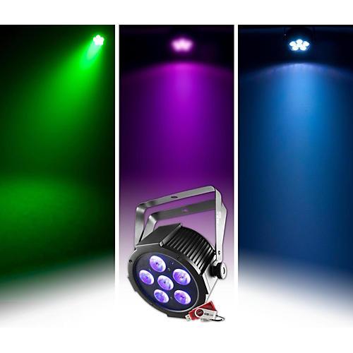 CHAUVET DJ SlimPAR H6 USB Par-Style LED Wash/Black Light-thumbnail