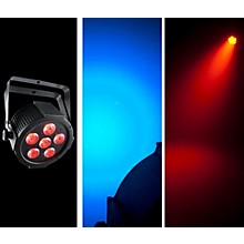 CHAUVET DJ SlimPAR Q6 USB Quad-Color LED Wash Light