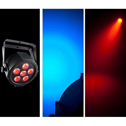 CHAUVET DJ SlimPAR Q6 USB Quad-Color LED Wash Light