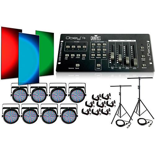 CHAUVET DJ SlimPar64 8 Light System-thumbnail