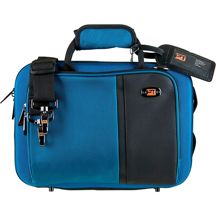 Protec Slimline Clarinet PRO PAC Case Teal Blue